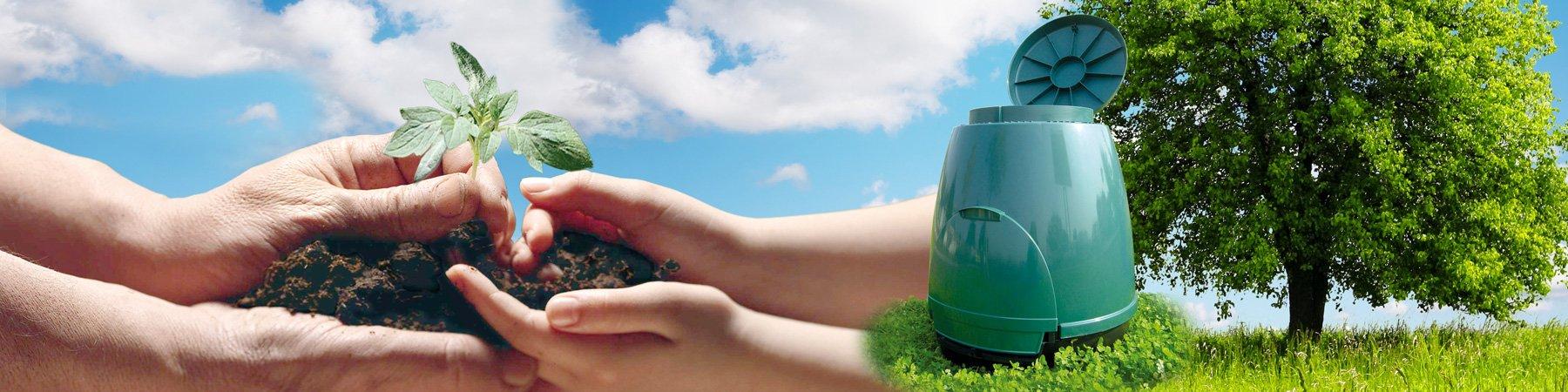 Risultati immagini per compostaggio domestico